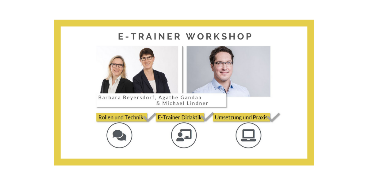 E-Trainer Workshop