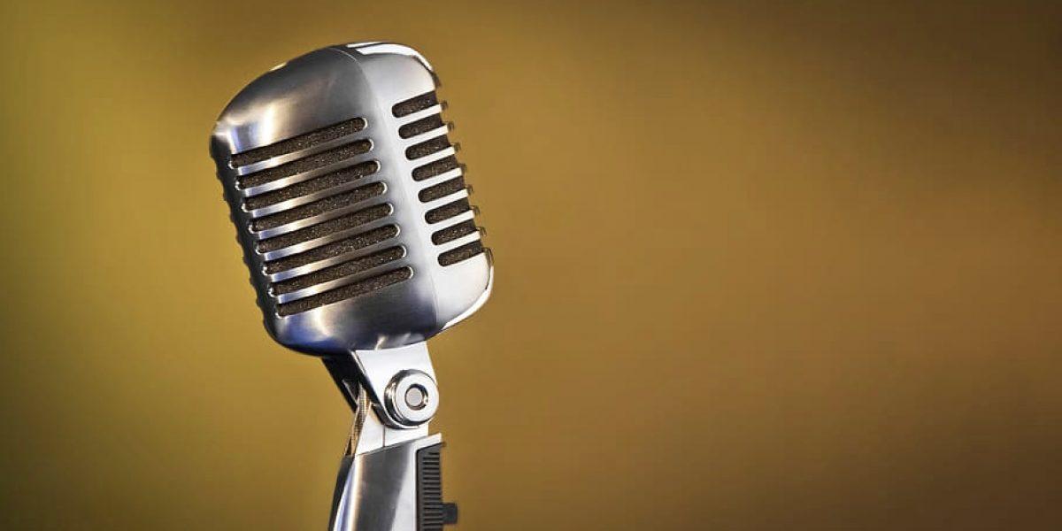 microphone-sound-style-retro